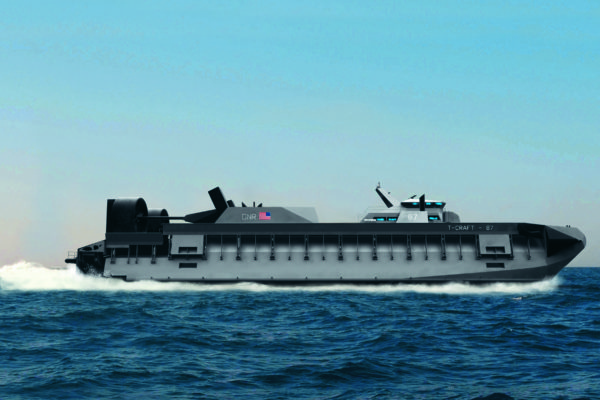 Designed to deliver operational capabilities of multiple vessels simultaneously and much more rapidly.