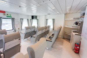 New interior Firmus - Spacious & Comfortable